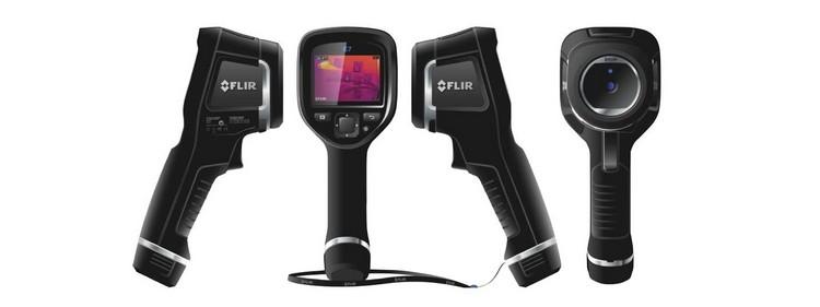 Location caméra de diagnostic thermique
