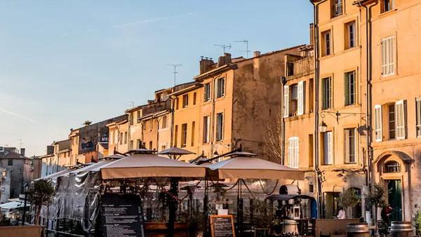 location camera thermique aix en provences