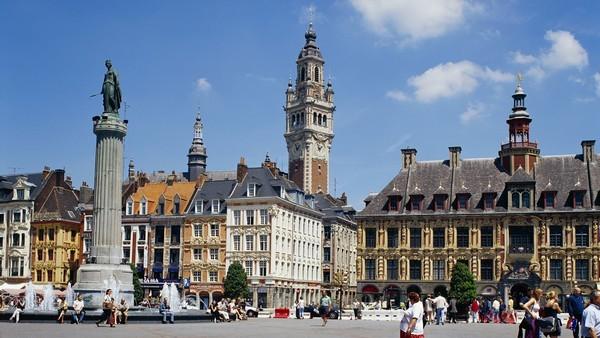 Location de caméra thermique sur Lille