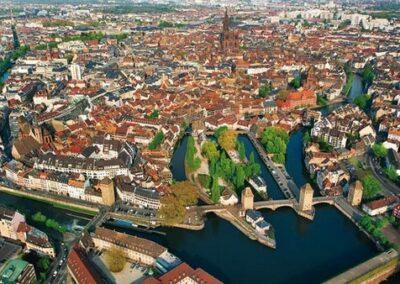 Location de caméra thermique sur Strasbourg