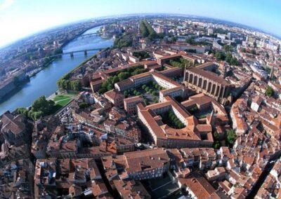 Location de caméra thermique sur Toulouse