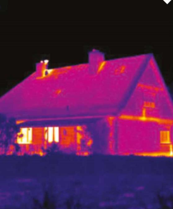 Le diagnostic thermique dans le bâtiment